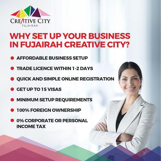 Why Creative City Free Zone